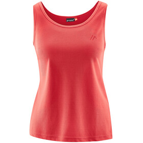 Maier Sports Petra Top Damen hibiscus